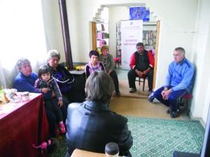 фокус-група в село Руец