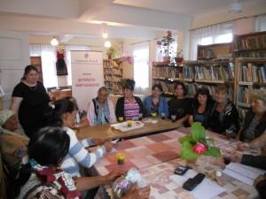 фокус-група в село Подгорица