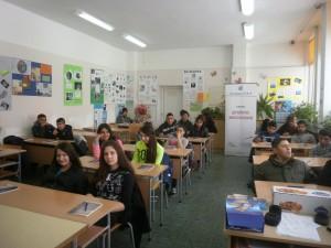 обучение на ученици в град Антоново