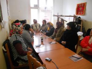 семинар с жени от село Дългач, общ. Търговище